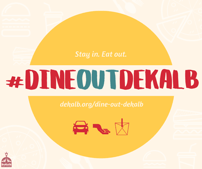 dine-out-dekalb-logo