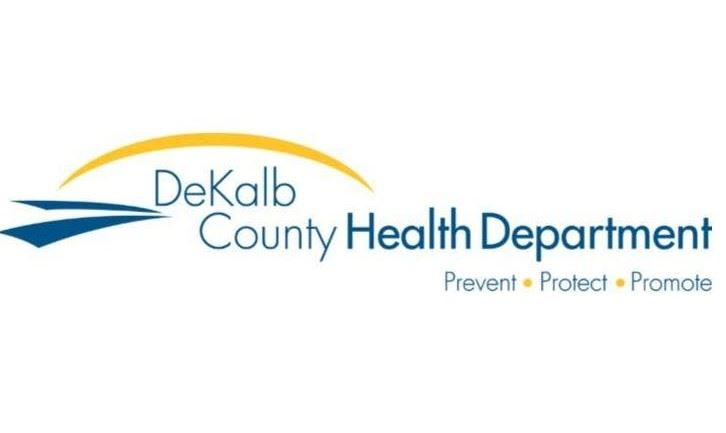 Logo for DeKalb County Health Department
