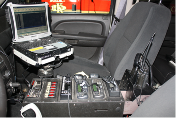 Vehicle communication equipment