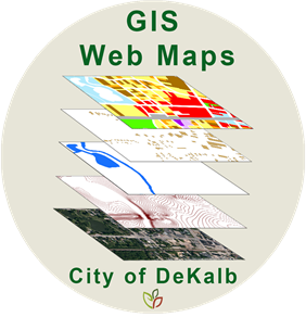 Logo for GIS circle main