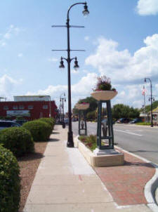City of DeKalb New Streetscape Project